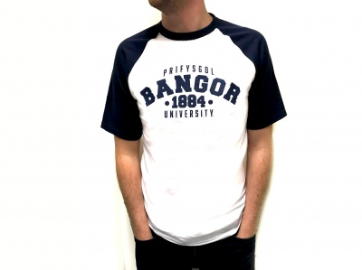 Bangor University Short Sleeve T-Shirt (N/W)