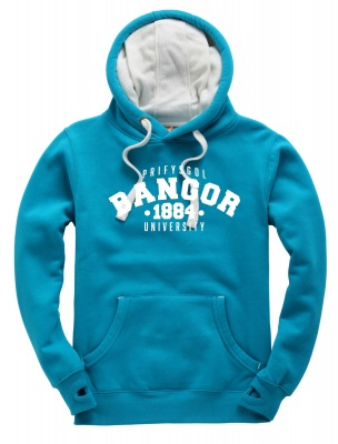 Limited Edition - Bangor University Est 1884 Hoodie - Blue