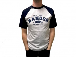 Bangor University Short Sleeve T-Shirt (N/G)