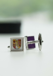 Bangor University Printed Cufflinks