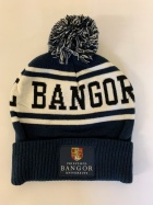 Bangor University Bobble Hat